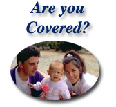 Are You Covered and Small Family Photo